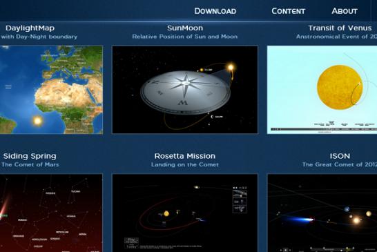 """Sistema Solare: un modello per """"toccarlo"""" con mano"""